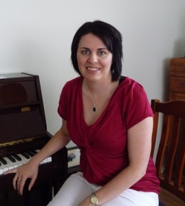 Newly Appointed Music Teacher