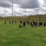 Sport on Rockley Oval