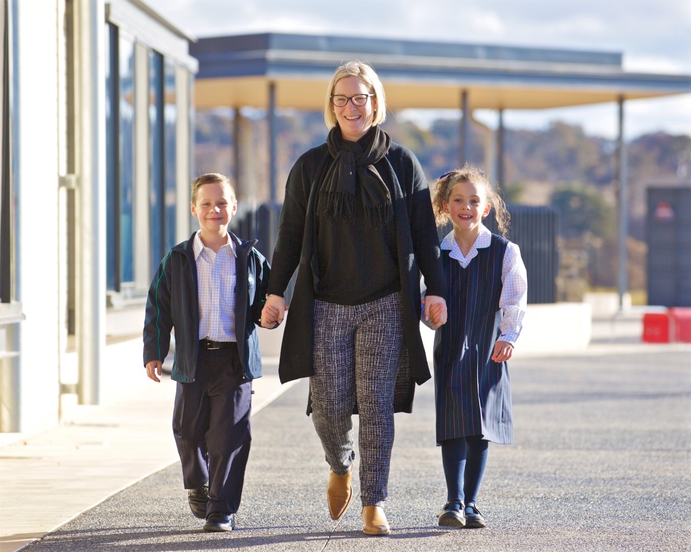 Growing school, new uniform – 2018 here we come!