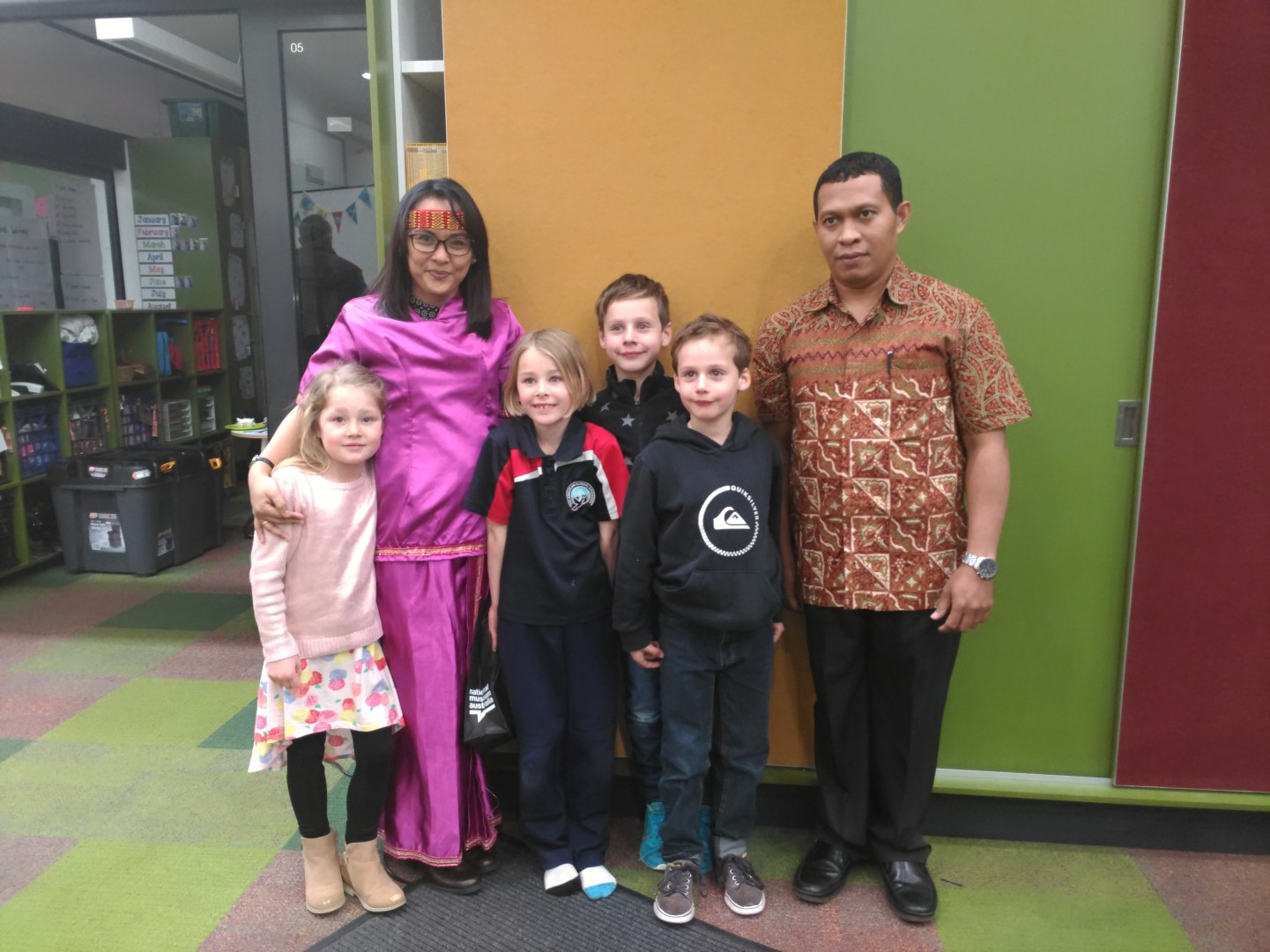 Indonesian Independence Day Celebrations